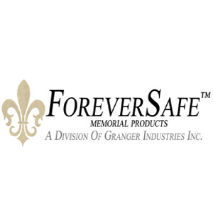 ForeverSafe Logo, ForeverSafe Products, Rotomolded Memorial Products
