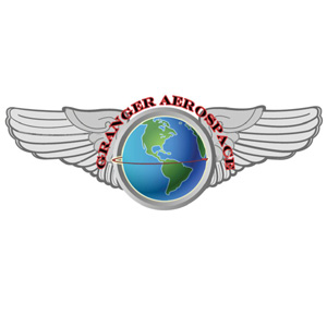 Granger Aerospace Small Logo, Granger Aerospace